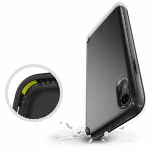 כיסוי שחור IPHONE XR - PATCHWORKS LEVEL ARC