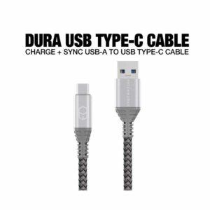 כבל USB PATCHWORKS DURA TYPE-C
