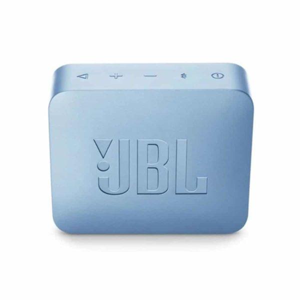רמקול נייד JBL GO2 בצבע טורקיז