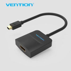 מעביר DP TO HDMI 0.15 BLACK VENTION